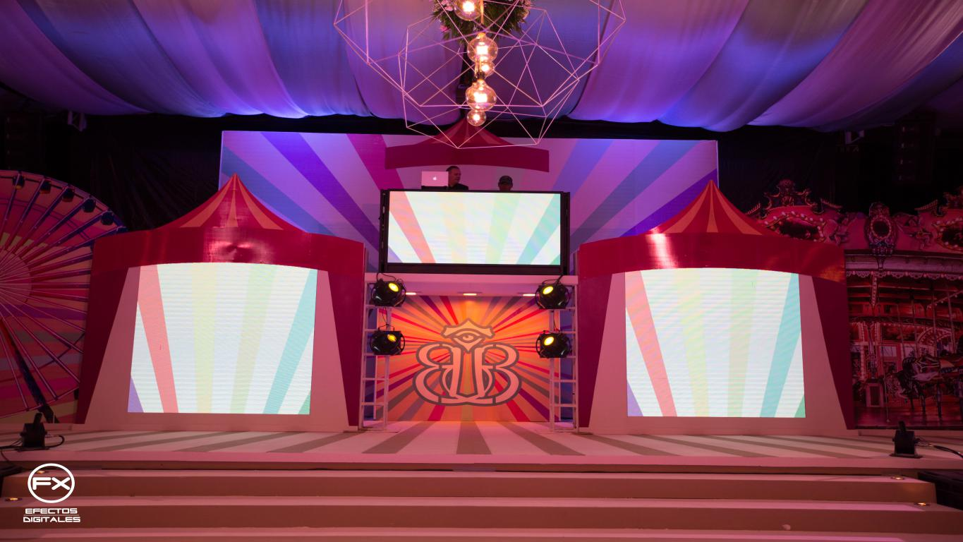 High Definition LED Screens